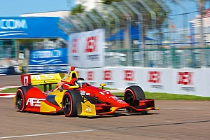IndyCar Preview Saavedra hopes to bring St. Pete momentum to Long Beach