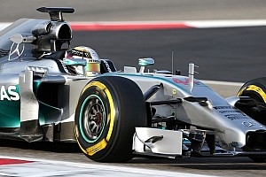 Formula 1 Testing report Hamilton quickest as Ferrari is forced to quit early