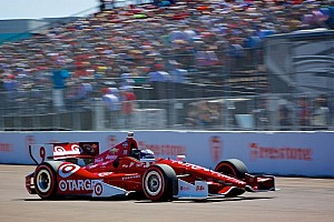 IndyCar Preview Target Chip Ganassi Racing Long Beach advance notes