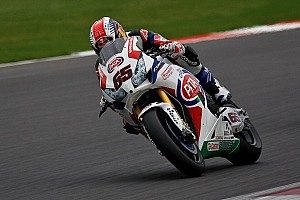 World Superbike Practice report Jonathan Rea leads the way on Day 1