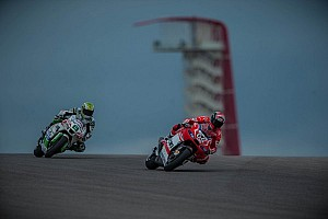 MotoGP Practice report Dovizioso second in first free practice at Austin, Crutchlow ninth