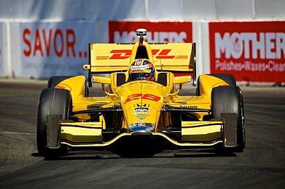 Indycar Long Beach Qualifying Report