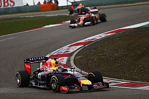 Formula 1 Race report A realistic result for Red Bull in China