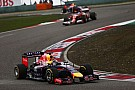 A realistic result for Red Bull in China