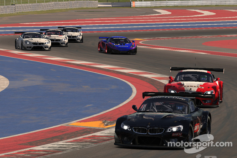 iRacing: BMW Z4 GT3, COTA, IRP and NASCAR Toyota Camry available now