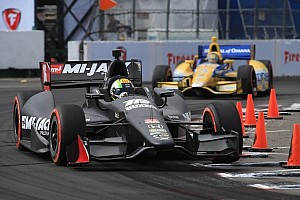 IndyCar Rahal Letterman Lanigan drivers look forward to this weekend's IndyCar race
