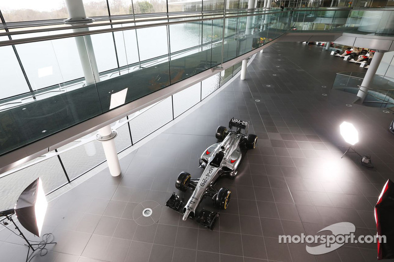 McLaren plans for future without Fallows