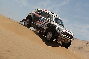 Cross-Country Rally Race report Al-Attiyah wins Sealine Cross Country Rally in Qatar