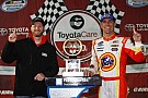 Harvick unstoppable at Richmond