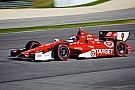 Scott Dixon puts Chevrolet IndyCar V6 on the podium at Barber
