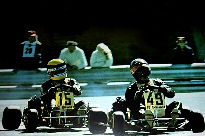 An interview with Terry Fullerton - Ayrton Senna's favorite adversary