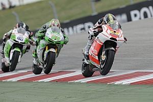 MotoGP Practice report Top 10 for Team Pramac at Spain
