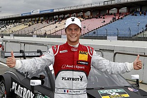 DTM Qualifying report Adrien Tambay to start from pole position for season opener