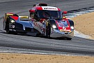 DeltaWing Coupe shows speed at Mazda Raceway
