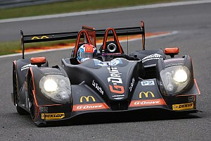 WEC Race report Victory at Spa for the G-Drive Racing Morgan-Nissan LMP2