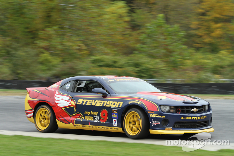Tough day for Stevenson Motorsports Z/28s at Mazda Raceway