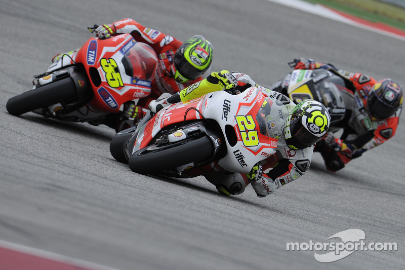A weekend in below expectations for Pramac Racing Team