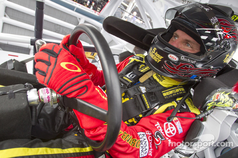 Big news for Clint Bowyer on the track and off