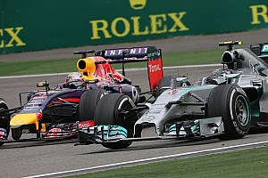 Formula 1 Breaking news Rosberg tips rivals to be closer in Spain