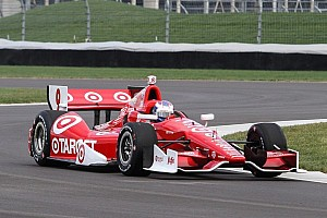 IndyCar Practice report Dixon paces opening day of practice for Grand Prix of Indianapolis