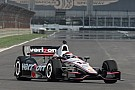 Power fastest Penske driver in Indy GP practice
