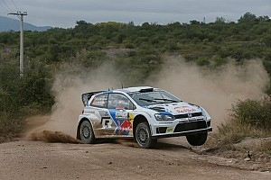 WRC Stage report Latvala leads Rally Argentina after a very eventful Friday
