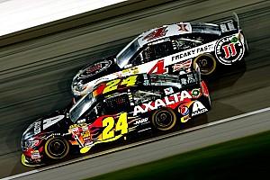 NASCAR Cup Race report Gordon secures 89th career win at Kansas