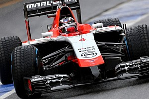 Formula 1 Testing report Chilton fastest on opening day of testing in Barcelona