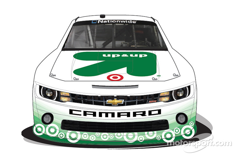 "Dylan Kwasniewski is looking to move ""up & up"" with support of new Target brand"
