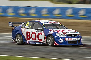 Supercars Race report Tough day at the office for Bright at the Perth 400