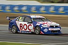 Tough day at the office for Bright at the Perth 400