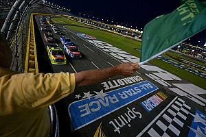 NASCAR Truck Race report Toyota NCWTS Charlotte post-race notes and quotes