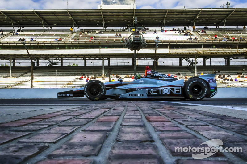 Sitting in judgement of Indy 500 time trials