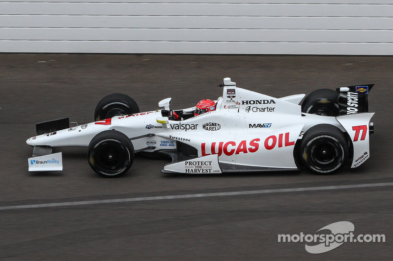 Pagenaud to start fifth in 98th Indy 500