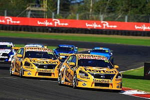 Supercars Race report Double top 10 for Norton Nissans at Barbagallo Raceway