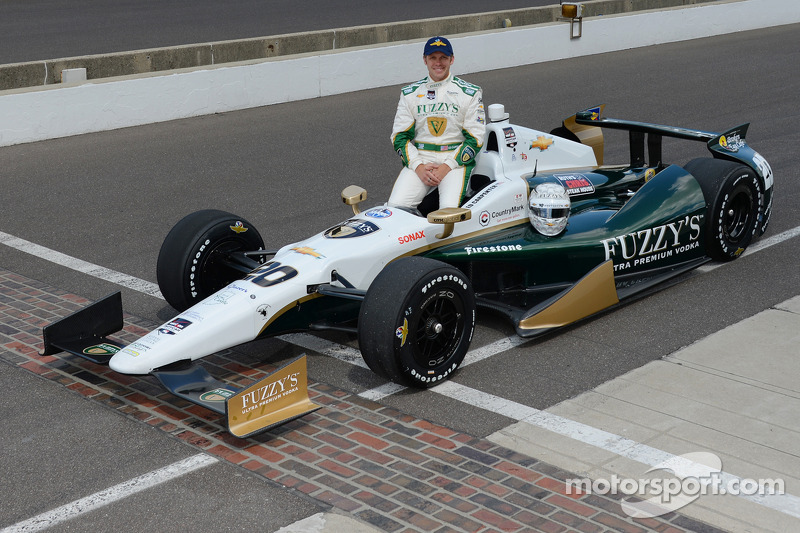 Indianapolis 500 qualifications: It's a new track tradition