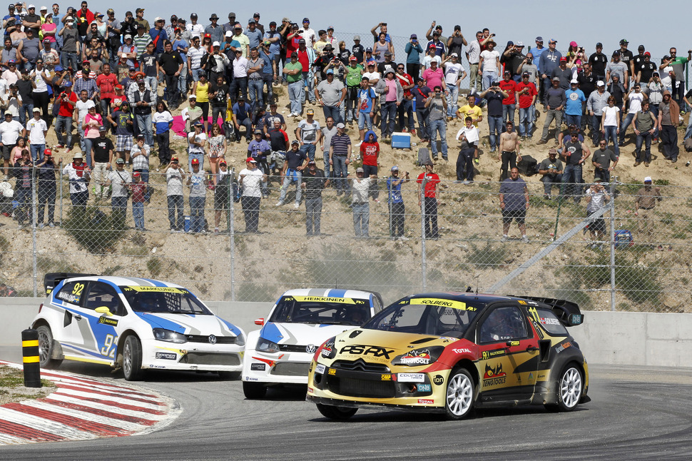 World RX and 38 Supercars gear up for Great Britain