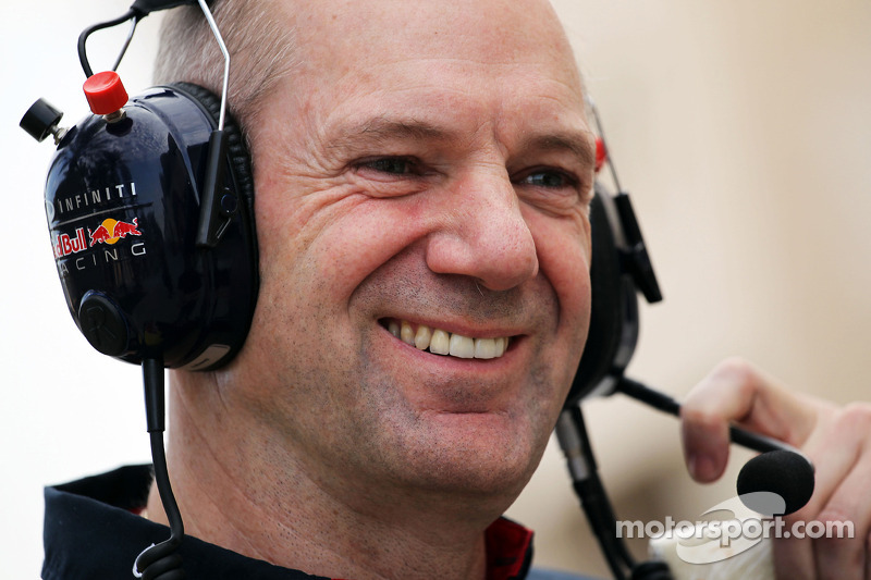 Newey moves to end Ferrari switch rumours