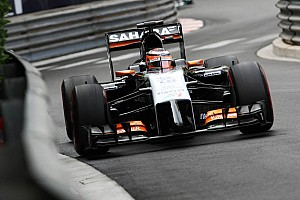 Formula 1 Practice report Sahara Force India ends Thursday's practice inside top-10 in both sessions