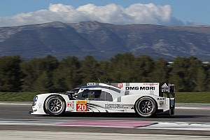 Le Mans Breaking news The Porsche 919 Hybrid for the 24 hours of Le Mans: Power plant for the Le Mans marathon