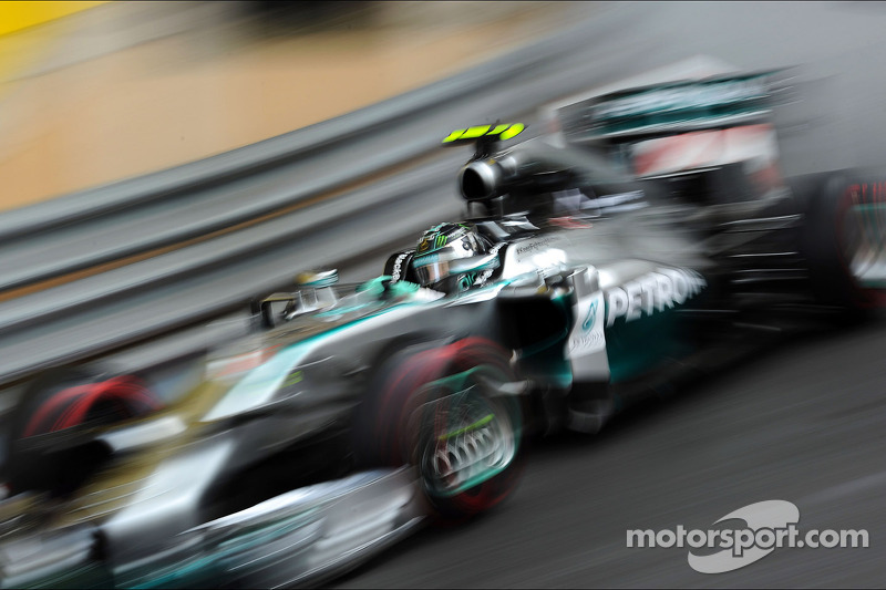 Blurred lines: Mercedes not commenting on Rosberg reports