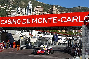Formula V8 3.5 Qualifying report Zeta Corse and Merhi qualify in the top ten in Monte-Carlo