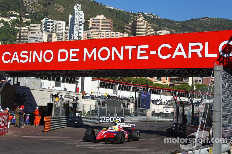 Zeta Corse and Merhi qualify in the top ten in Monte-Carlo