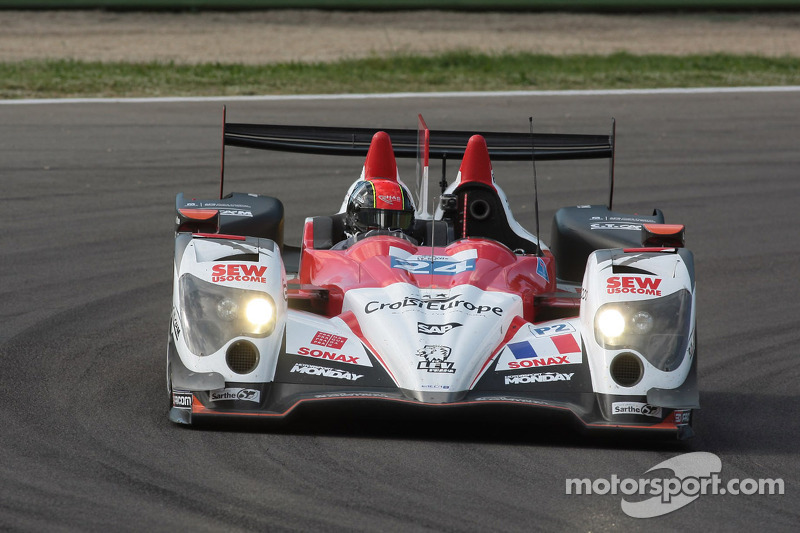Sébastien Loeb Racing in discovery phase at Le Mans test day