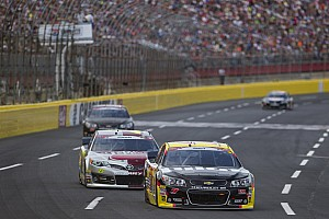 NASCAR Cup Race report Annett finishes 28th in first 600 attempt