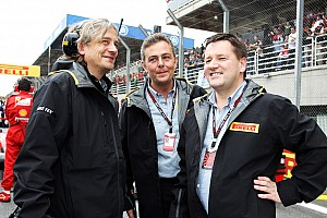 Formula 1 Breaking news Pirelli undecided about F1 future beyond 2016