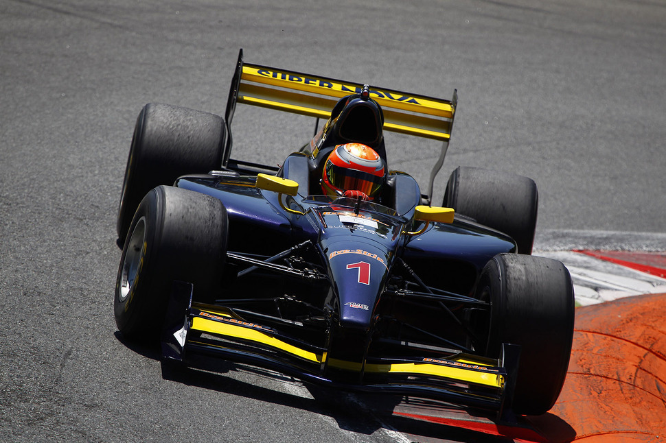 Auto GP Monza Race 1: Markus Pommer goes from pole to victory