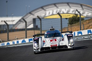 Le Mans Testing report Le Mans 24 Hours: Audi lead the first session in Le Mans test day