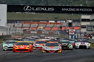 GT Race report GT Asia Series: Two different winners claim victory in round four at Autopolis