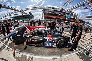 Le Mans Testing report Promising start for OAK Racing Team Asia